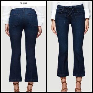Frame Le Bell Crop Jean